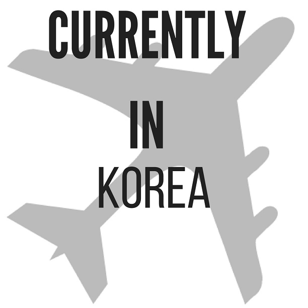 currently in-Korea